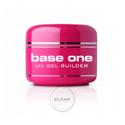 Żel budujący Base One Clear...