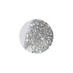 Cyrkonie szklane ss6 opal