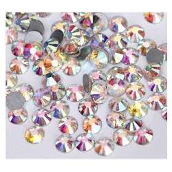 Cyrkonie szklane opal ss8
