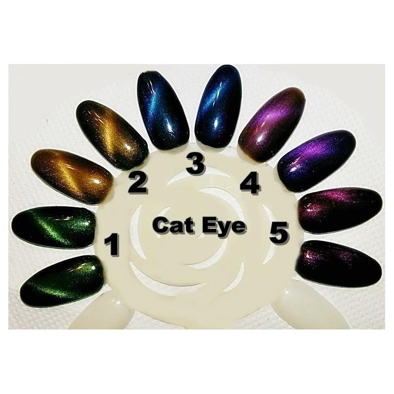 gel polish cat eye 01