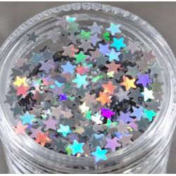 Gwiazdki srebrne